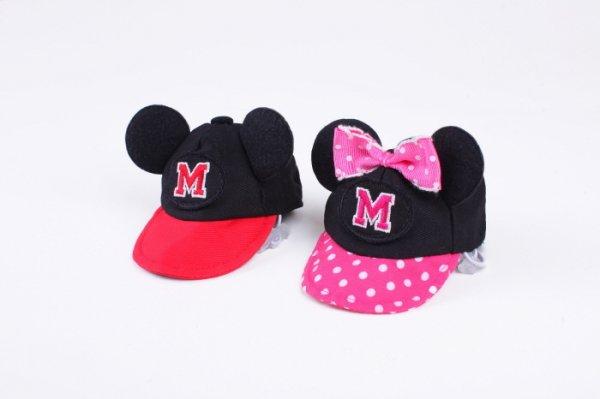 画像1: [犬の帽子]Mouse  Cap(S,M,L) (1)