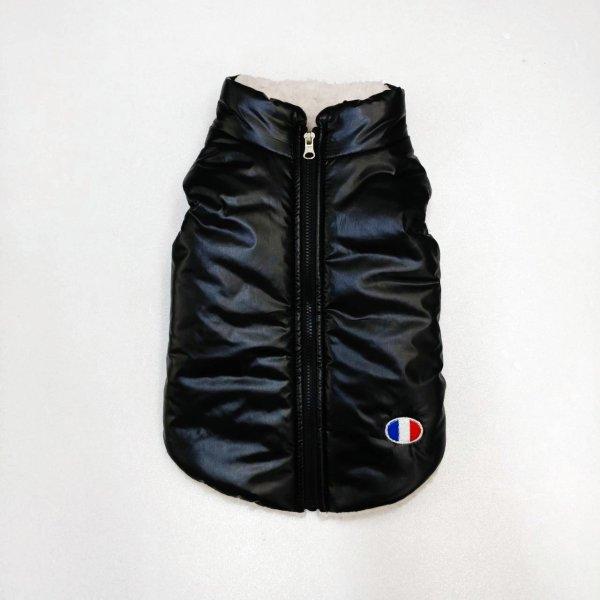 画像1: [大型犬服ジャンパー] フランスペディングベスト(3XL) (1)