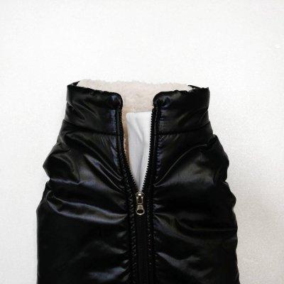 画像2: [大型犬服ジャンパー] フランスペディングベスト(6XL)