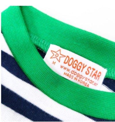 画像3: 「大型犬服」  USAストライプTシャツ(2XL)