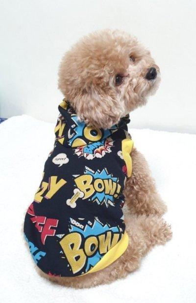 画像3: 「犬服ワンピース」 コミックフードワンピース(XS〜XL) 即日出荷出来ます!